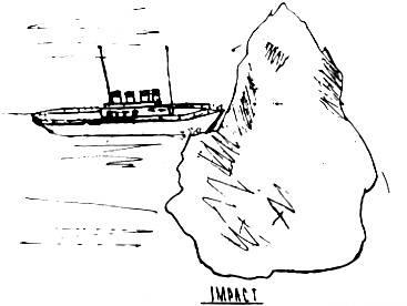 L 39 iceberg tueur du titanic - Dessin du titanic ...