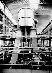machine dynamo électrique