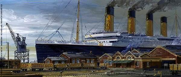 Galerie 1 De Photos Du Titanic