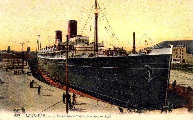Quel autre paquebot proche du Titanic auriez-vous choisi ? La_provence