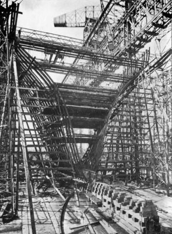 Construction Lancement Et Essais Du Titanic