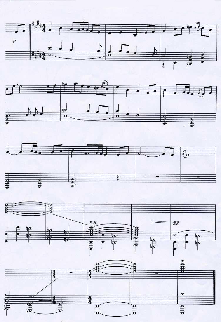 partition piano titanic facile
